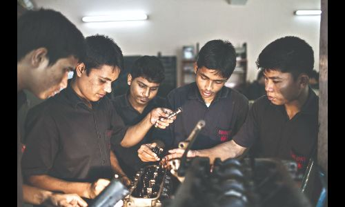 Becoming the World's Skill Capital