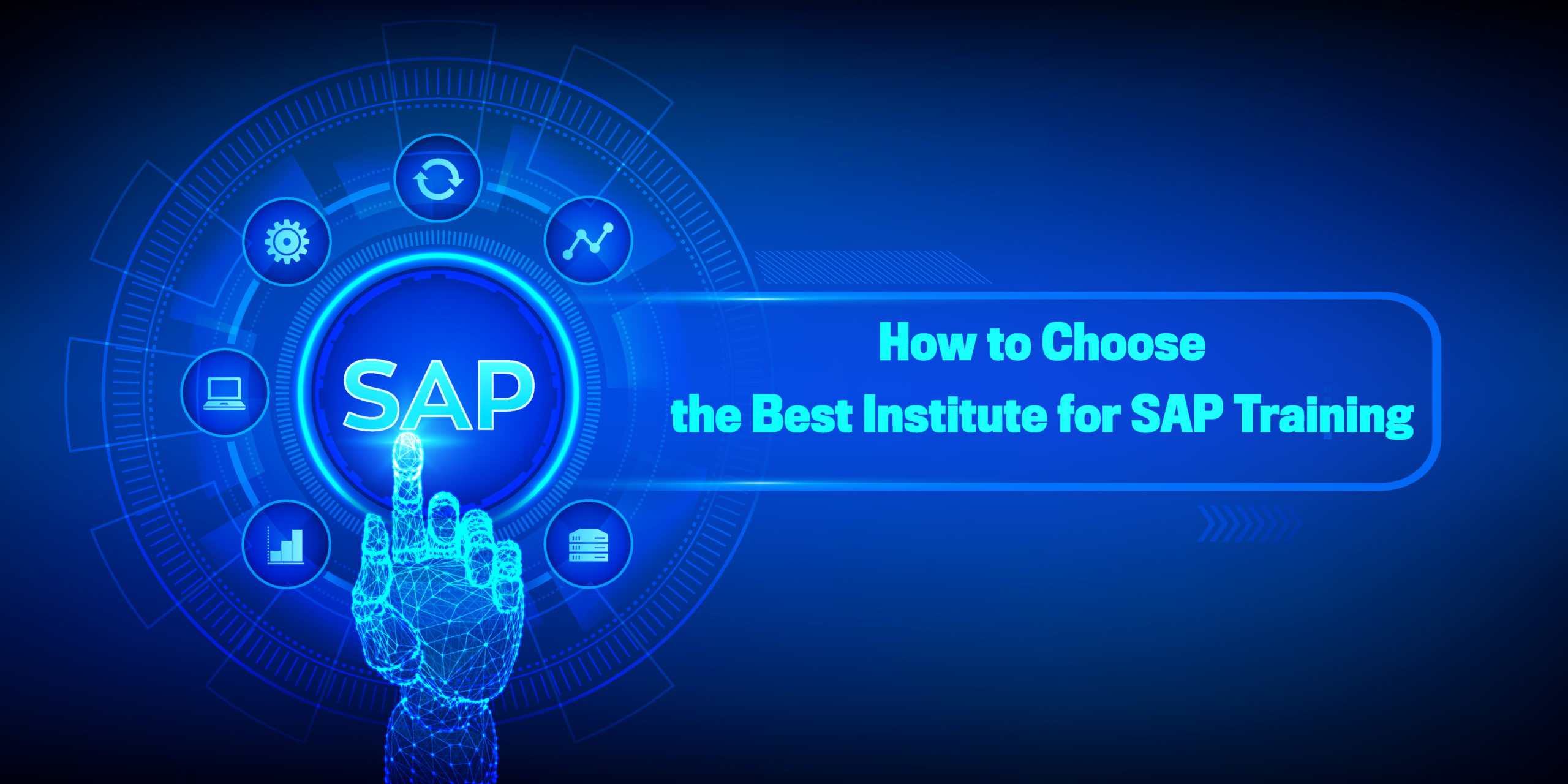 How to Choose the Best Institute for SAP Training