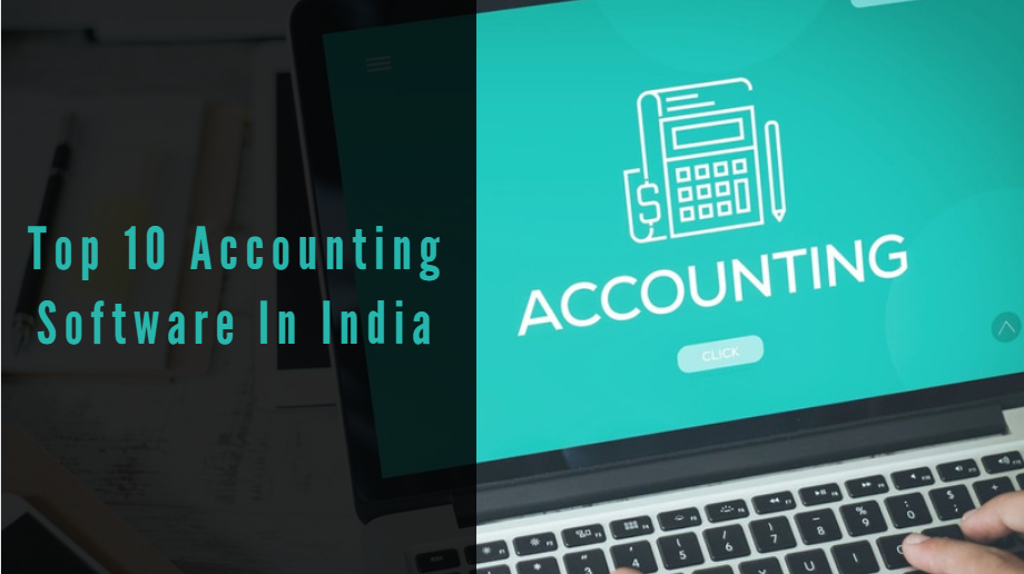 Top 10 Accounting Software In India