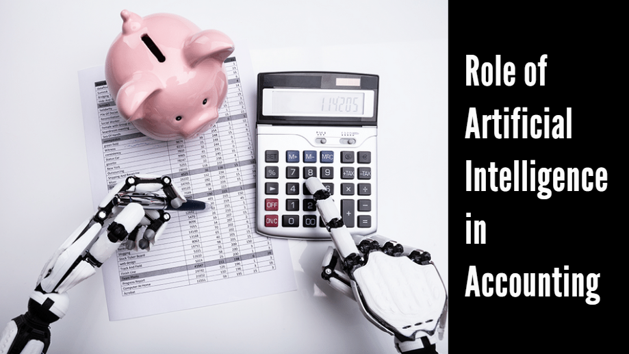 Role of Artificial Intelligence in Accounting