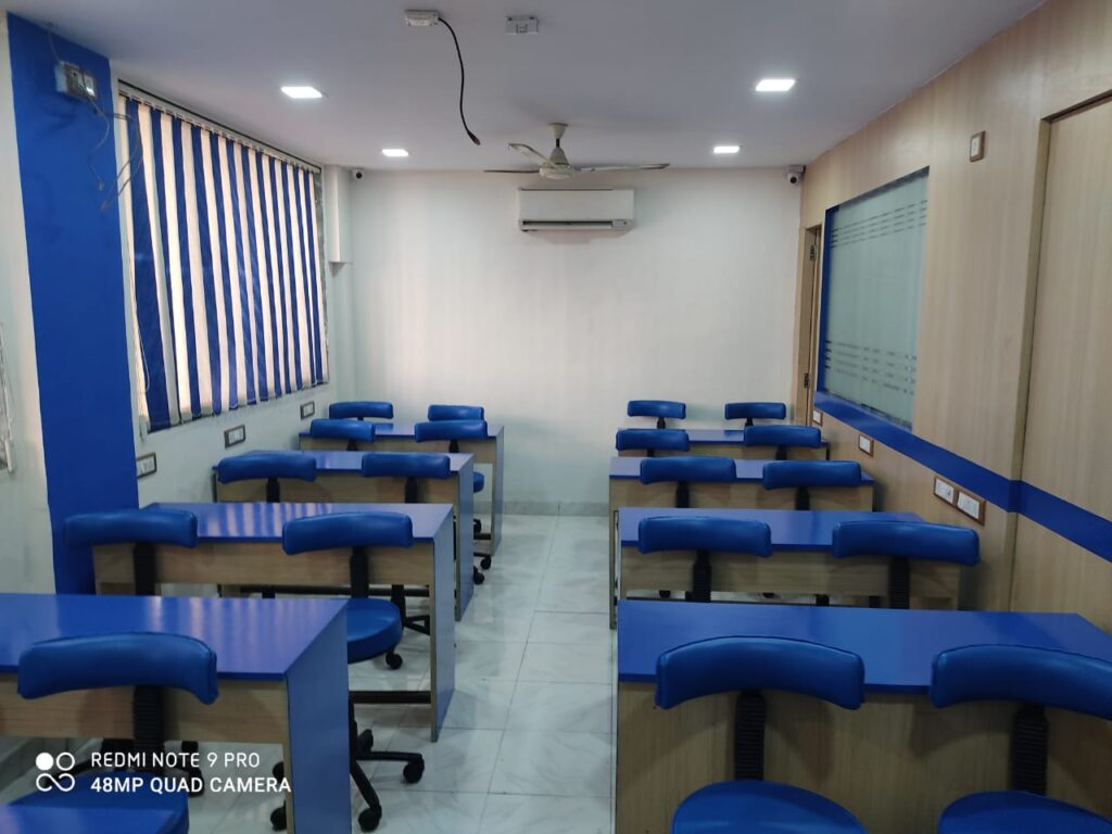 Accounting course with placement