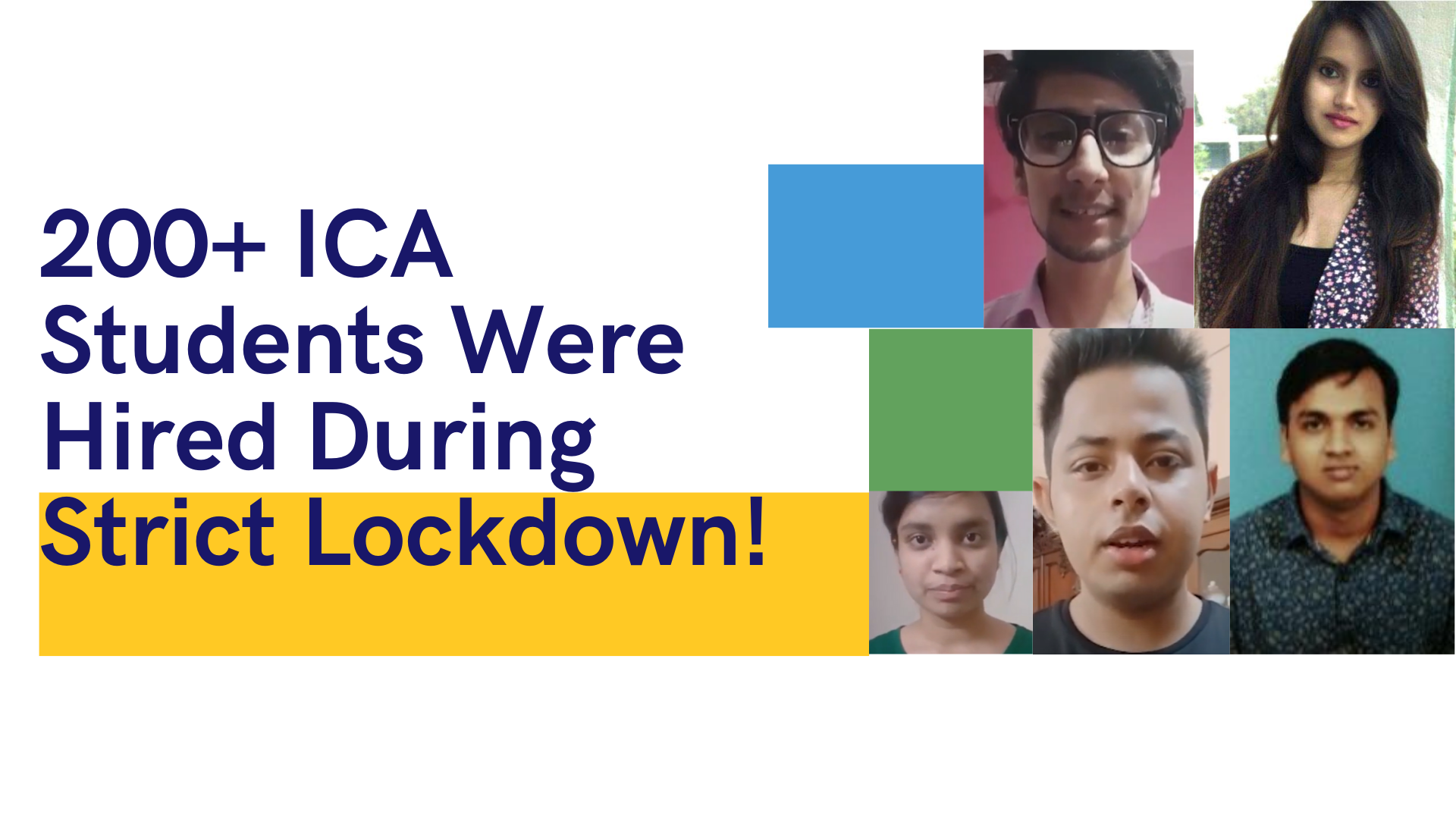 200+ Placements During Lockdown! ICA Edu Skills CEO Shares His Experience